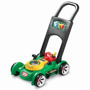 Gas 'N Go Mower by Little Tikes