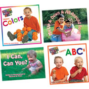 I Can! Board Book Set (Set of 4)