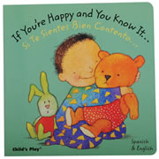 If You're Happy - Bilingual Board Book