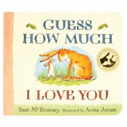 Guess How Much I Love You - Board Book