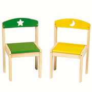 Moon & Stars Extra Chairs (Set of 2)