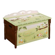 Lambs & Ivy Papagayo Toy Box