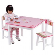 Butterfly Buddies Table and Chairs Set