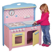 Hideaway Playtime Kitchen
