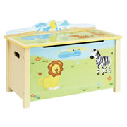 Savanna Smile Toy Box