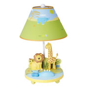 Savanna Smile Table Lamp