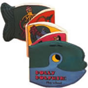 Dolly Dolphin (Vinyl Book)