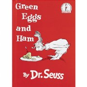 Green Eggs And Ham Book With CD