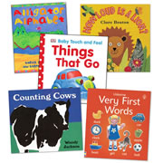 Baby Basics Board Book Set (Set of 5)