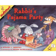 Rabbits Pajama Party - Paperback