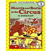 Morris and Borris at the Circus - Paperback