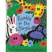 Rumble in the Jungle Book - Hardback