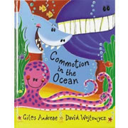 Commotion In the Ocean - Paperback