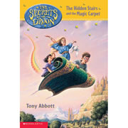 The Hidden Stairs and the Magic Carpet - Paperback