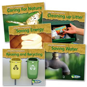Help The Environment Book Set (Set of 5)