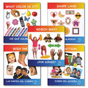Bilingual Picture Books - Set 1 - Hardback