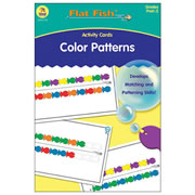 Color Patterns Activity Cards
