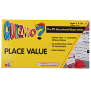 Place Value Quizmo®