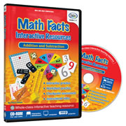 Math Facts Interactive Resources - Addition and Subtraction
