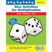 Dice Activities for Multiplication (Grades 3-6)