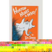 Horton Hears A Who (Hardback)