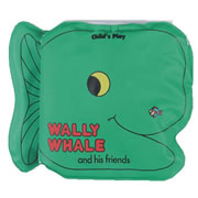 Wally Whale (Vinyl Book)