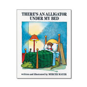 There's An Alligator Under My Bed - Hardback