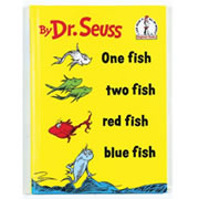 One Fish, Two Fish Book With CD