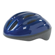 Child's Safety Helmet - Fluorescent Blue