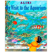 My Visit To The Aquarium - Paperback