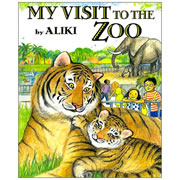 My Visit To The Zoo - Paperback
