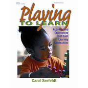 Playing to Learn - eBook