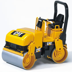 CAT® Asphalt Drum Compactor