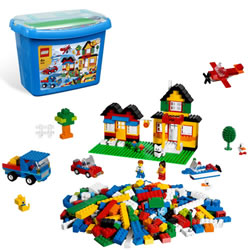 LEGO® Bricks & More Deluxe Brick Box (5508)
