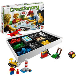 Creationary from LEGO® Games (3844)