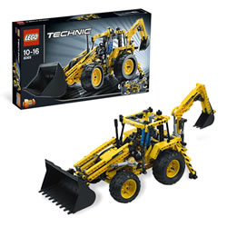 LEGO® Technic Backhoe Loader (8069)