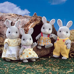 Calico Critters™ Cottontail Rabbit Family