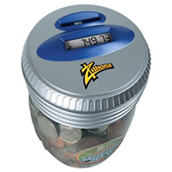 Zillionz™ Counting Money Jar