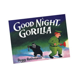 Good Night, Gorilla - Paperback