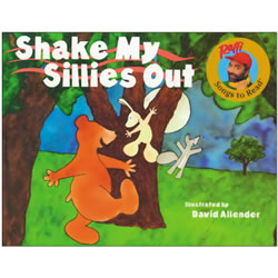 Shake My Sillies Out - Paperback