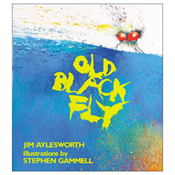 Old Black Fly - Paperback