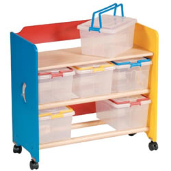 Take Along Storage Cart