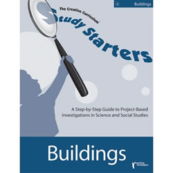 Creative Curriculum Study Starters - Buildings