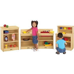 4 Piece Toddler Kitchen