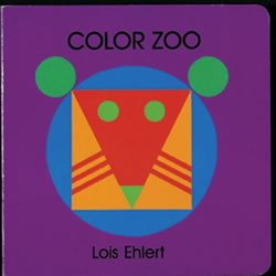 Color Zoo - Board Book