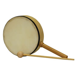 "7"" Hand Snare Drum"