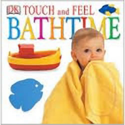 Bathtime Touch and Feel (Board Book)