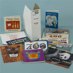 Links to Literacy The Zoo Book Set (Set of 11)