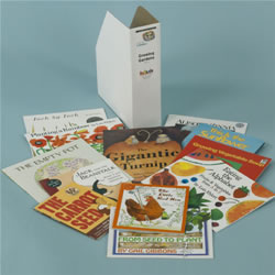 Links to Literacy Growing Gardens Book Set (Set of 12)