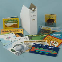 Links to Literacy Pond Life Book Set (Set of 12)